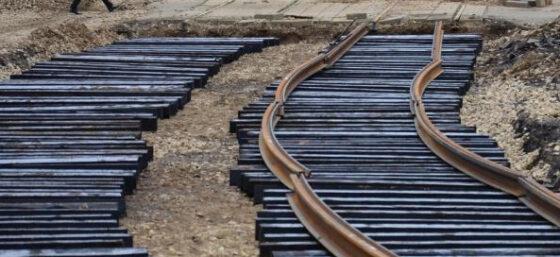 Работы по строительству трамвайной ветки из Академического района начнутся в ноябре