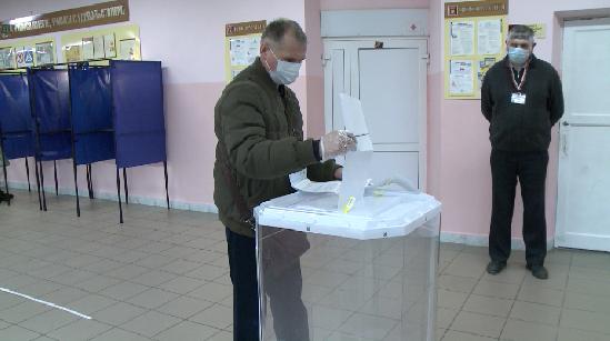 В Свердловской области завершился первый из трёх дней голосования