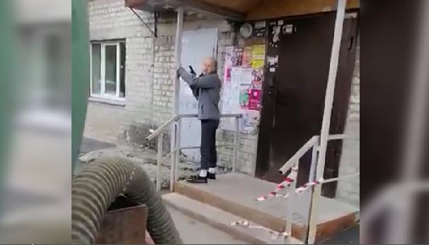 Житель Каменска-Уральского обстрелял коммунальщиков