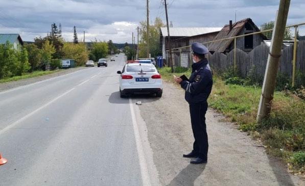 В Сысерти пьяный водитель устроил ДТП со смертельным исходом
