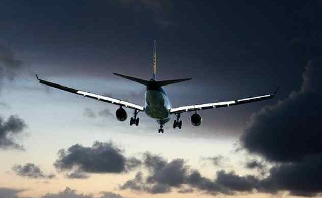 Самолёт вернулся в Кольцово из-за неисправного двигателя