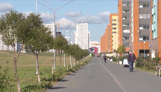 Уральская столица станет зеленее