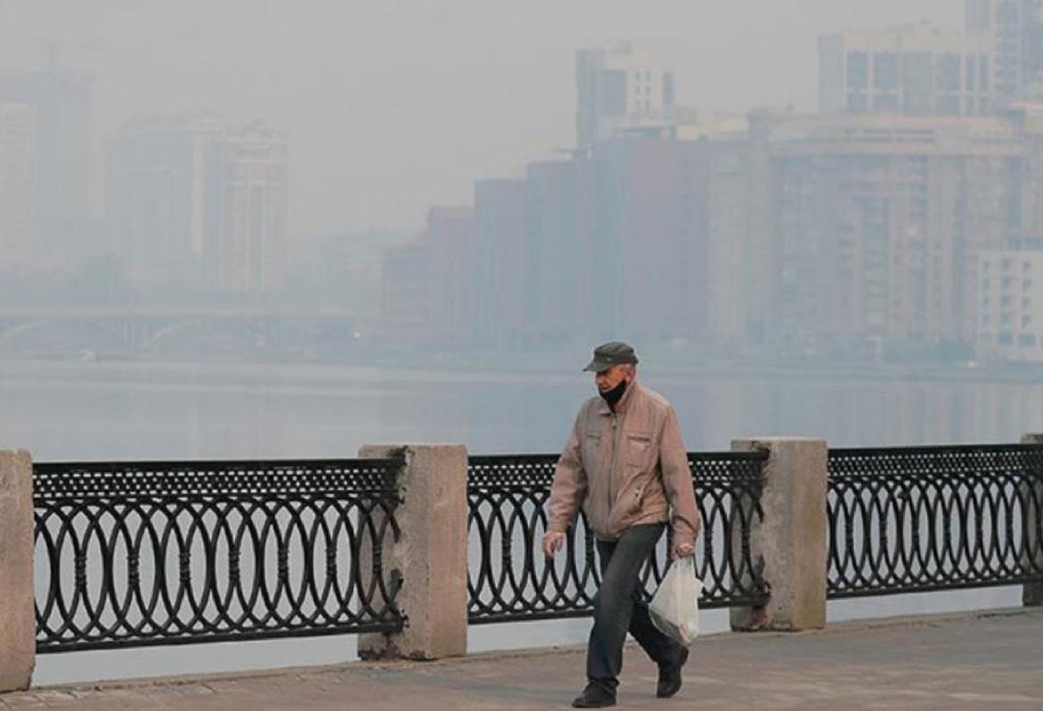 Екатеринбург снова оказался во власти смога