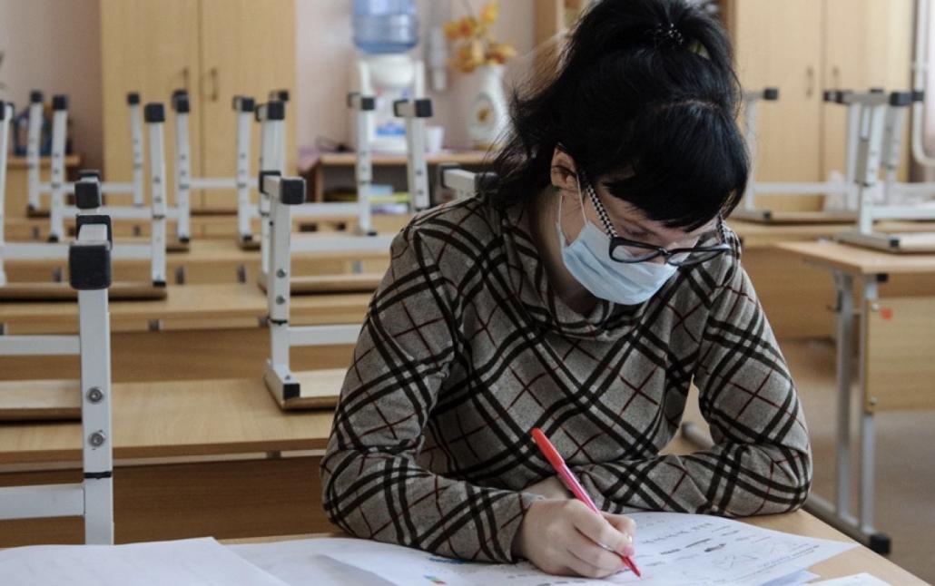Школы Екатеринбурга закрывают на дистант