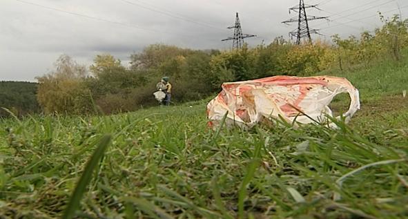 Почти 4 тонны мусора собрали в Первоуральске