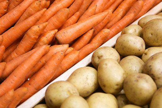 Морковь и картофель вернулись к своей нормальной стоимости, а молочные продукты начали дорожать