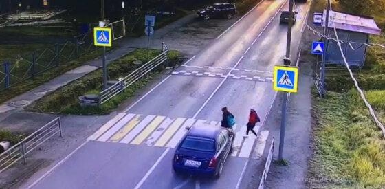 В Свердловской области каждое четвертое ДТП – наезд на пешехода