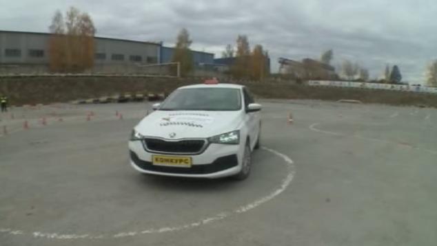 Лучшего водителя такси выбрали в Екатеринбурге