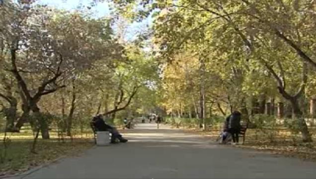 Тепло возвращается в Екатеринбург