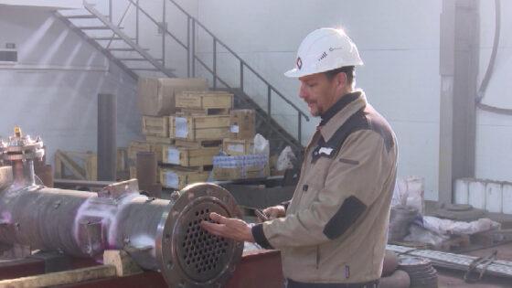 Новое оборудование для теплообмена разработали уральские инженеры
