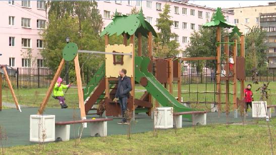 В Полевском после реконструкции открыли Дендрарий