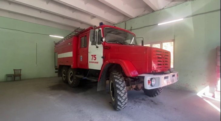 В Косулино пожарный пост остался без отопления