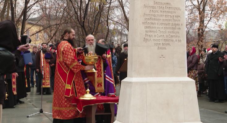 В Алапаевске заново возведут храм Александра Невского