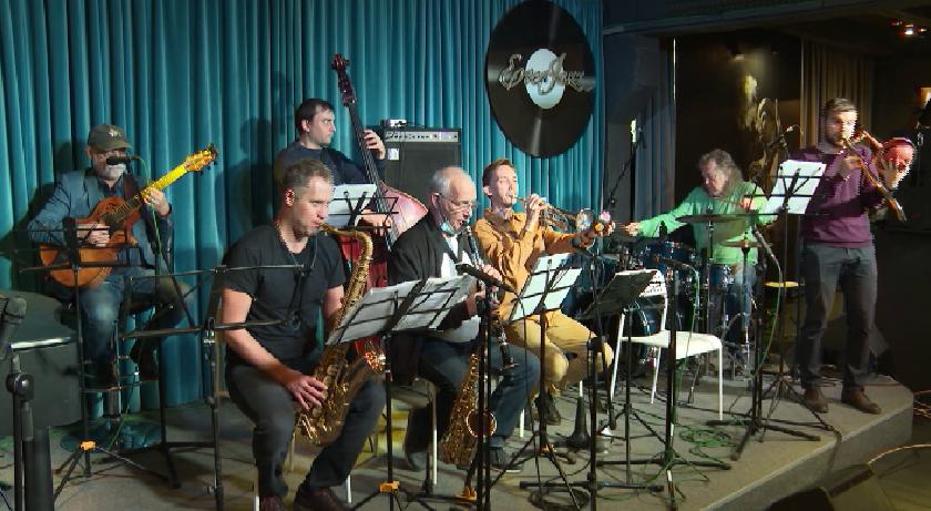 Американский джаз с русскими корнями