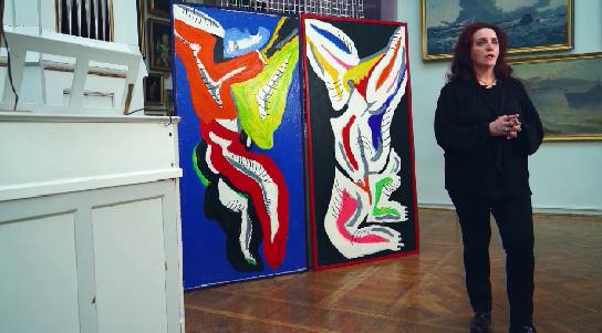 Нижнетагильский музей ИЗО отмечает 77-ой День рождения