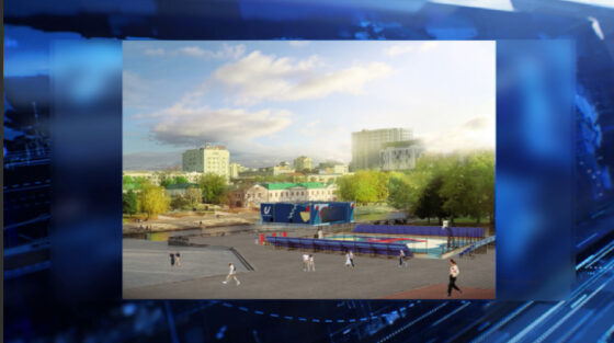Екатеринбуржцы выберут концепцию Парка Всемирных студенческих игр