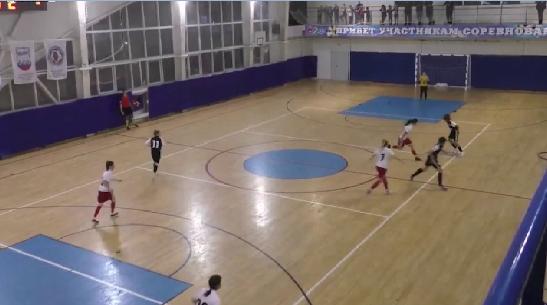 Стартовал ЧР по мини-футболу среди женских команд