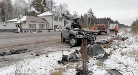 В тройном ДТП под Серовом погиб водитель «Нивы»