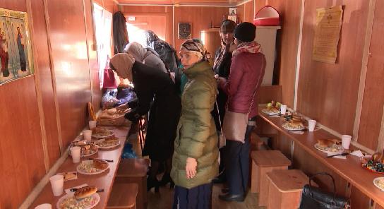 Благотворительный обед приготовили участницы конкурса «Главная мама Екатеринбурга»