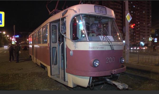 В Пионерском под колёсами трамвая погибла женщина