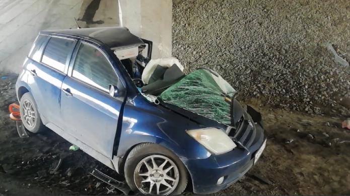 В ДТП погиб несовершеннолетний пассажир питбайка